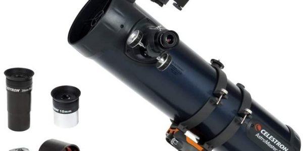 Telescopio Celestron AstroMaster 130 EQ-MD – Comparativa